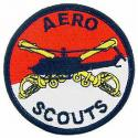 Army Aerro Scouts Patch