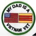 My dad is a Vietnam Vet. Patch