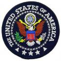 Seal of USA Patch