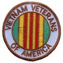 Vietnam Veterans of America Patch