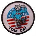 Tomcat Navy Patch