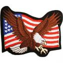 USA Eagle Patch