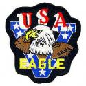 USA Victory Eagle Patch