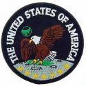 U.S.A. Patch