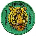 Army Tiger Land Patch
