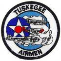 Air Force Tuskegee Airman 99th Fighter Squadron Patch