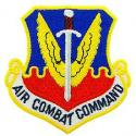 Air Force Air Combat Command Patch