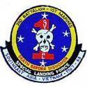 USMC 3rd Battalion 1st Marines Patch