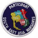 Vietnam Participant Asia Patch