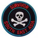 Vietnam Survivor SE Asia Patch