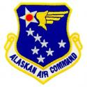 Air Force Alaskan Air Command Patch