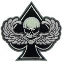 Death Wings Spade Patch