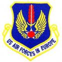 Air Force Europe Patch