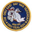 Navy Seal SBU SEAL SDV Patch