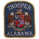 Alabama Trooper Patch