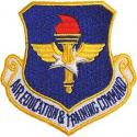 Air Force Education & Training Command Patch