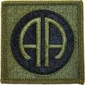 Army 82nd Airborne Division Patch