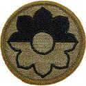 9th Infantry Divsion Patch