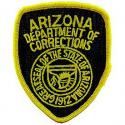 Arizona Dept of Corrections Patch