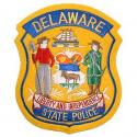 Delaware State Police Patch
