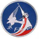 Air Force Fighting Falcon Patch