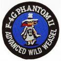 Air Force Phantom II F-4G Wild Weasel Patch