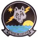 Silver Foxes VA-155 Navy Patch