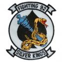 Silver Kings VF-92 Navy Patch