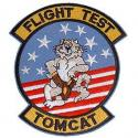 Navy Tomcat Flight Test Patch