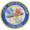 Navy CVN-65 (USS Enterprise) Patch