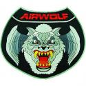 Air Force Airwolf Jacket Patch