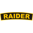 Raider Decal