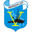 River Patrol Flotilla 5 Decal