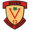River Patrol Section 13 Decal