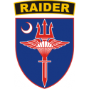 So. Carolina State Guard Raider School Decal