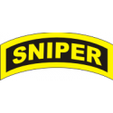 Sniper Tab  Decal
