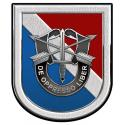 """11th Special Forces Group all metal Sign  10 x 12"""""""