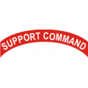 Support Command Tab Decal