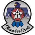 Air Force Thunderbirds Decal