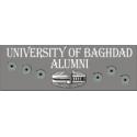 University of Baghdad w/CAB Decal