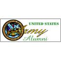 U.S. Army Alumni Decal