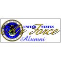 U.S. Air Force Alumni Decal
