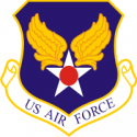 Air Force Shield Decal