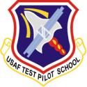USAF Test Pilot School  Decal