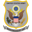 U.S. Army Marksmanship Unit  Decal