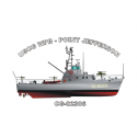 USCG WPB 82' Point Class Decal