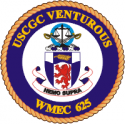 USCGC WMEC-625 Venturous Decal