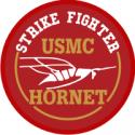 USMC Hornet Strike Fighter