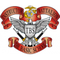 USMC Instructor Bn Decal
