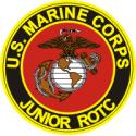 U.S. Marine Corps JROTC Decal